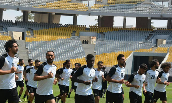 2019 Africa Cup of Nations: Egypt end training camp, relocate to Cairo for tournament opener