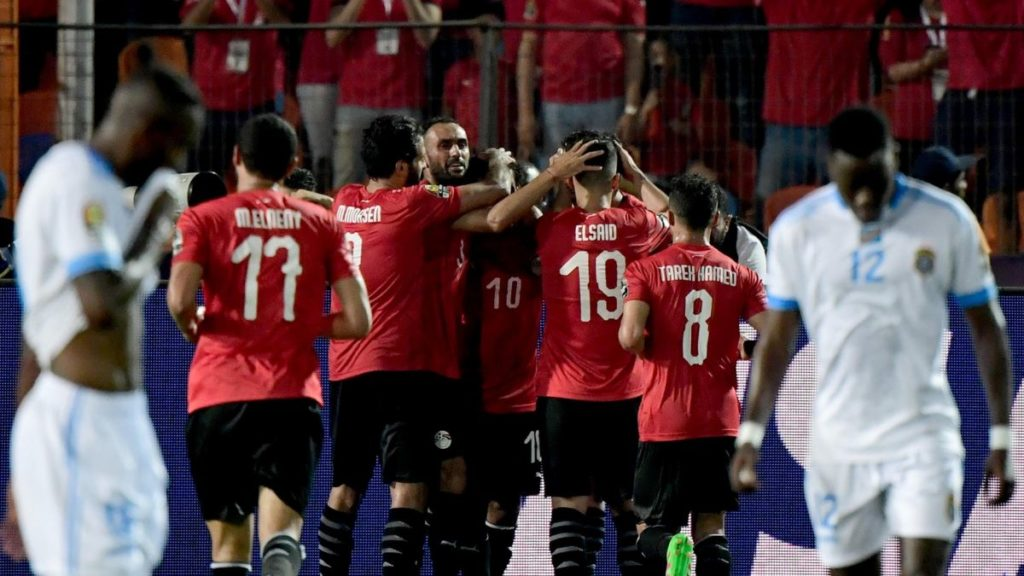 Match Report: Mohammed Salah finds the net as Egypt beat DR Congo to qualify for last 16