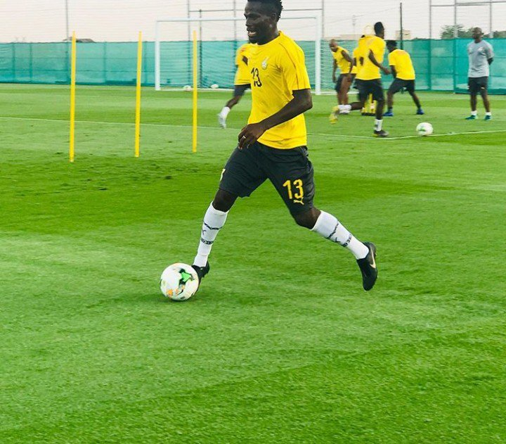 2019 Africa Cup of Nations: Kotoko's Fatawu Safiu confident of Black Stars return after missing out on final squad