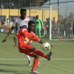 VIDEO: Kwame Boahene's spectacular goal for Asante Kotoko against Berekum Arsenal