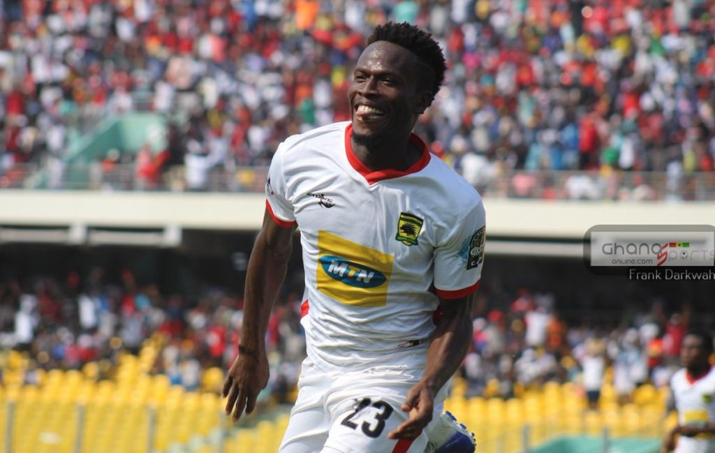 VIDEO: Watch Fatawu Safiu opener as Asante Kotoko oust Hearts of Oak in Special Competition
