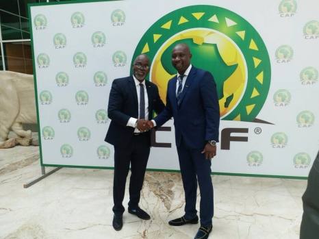 2019 Africa Cup of Nations: Former GFA Veep to commission AFCON game between Angola and Maauritania
