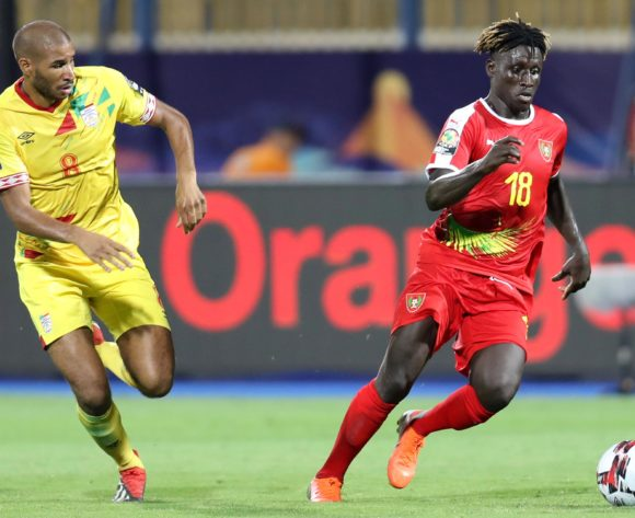 VIDEO: Benin 0-0 Guinea Bissau- 2019 Africa Cup of Nations highlights