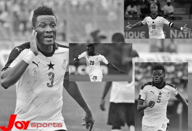 2019 AFCON: Rating each member of Ghana's 23-man squad