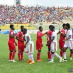 2019 President Cup: Kotoko-Hearts game rained off
