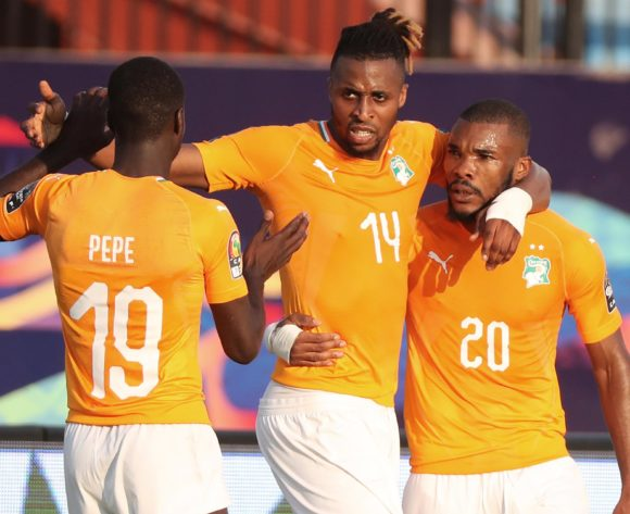 Match Report: Ivory Coast 1-0 South Africa- Kodjia's strike fires Elephants past Bafana