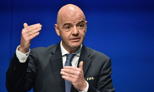 2019 Africa Cup of Nations: FIFA president Infatino to attend opening ceremony on Friday