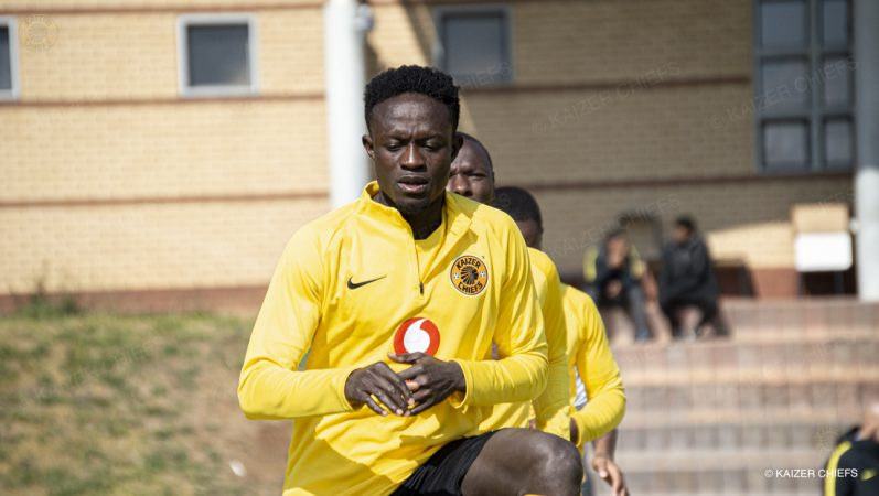 OFFICIAL: South African giants Kaizer Chiefs snap up midfielder James Kotei