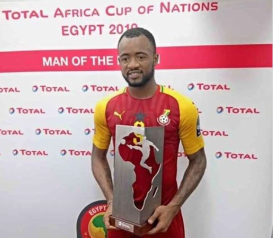 2019 Africa Cup of Nations: Jordan Ayew named Man-of-the-Match after Benin holds Ghana