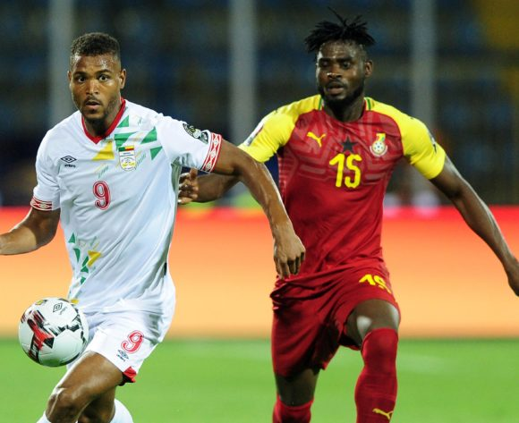 Ghana trio Agbenyenu, Agyepong and Nuhu earn first Africa Cup of Nations caps