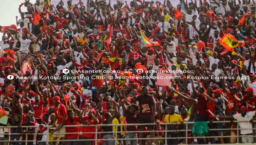 Asante Kotoko bag GHC 99,000 as share of gate proceeds in Special Competition semis clash