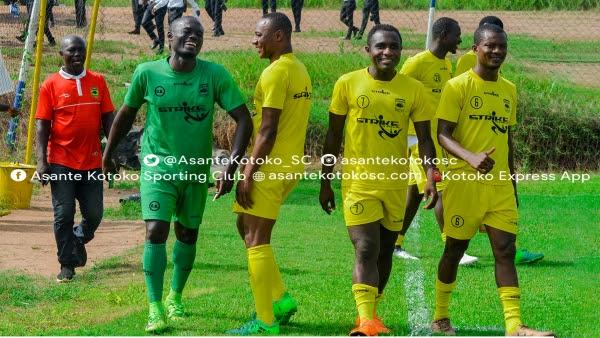 VIDEO: Asante Kotoko players in high spirits ahead of Etoile du Sahel clash