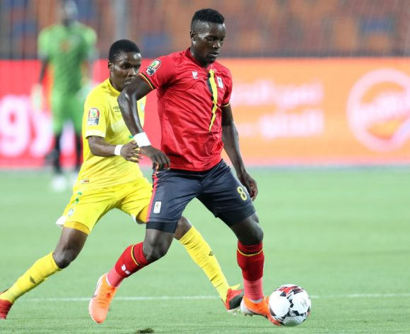 VIDEO: Uganda 1-1 Zimbabwe- 2019 Africa Cup of Nations highlights