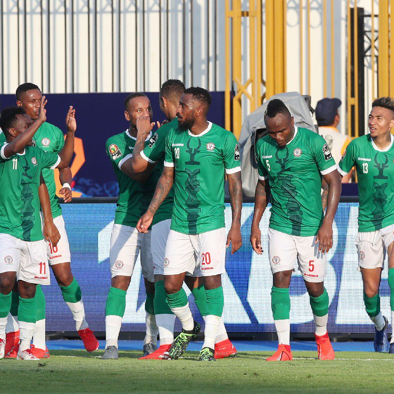 VIDEO: Madagascar 1-0 Burundi- 2019 Africa Cup of Nations highlights