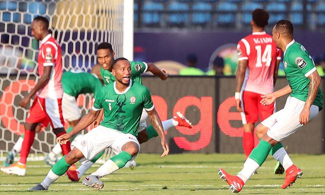 Match Report: Madagascar continue fairytale debut after Burundi win