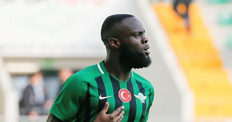 Ghanaian winger Elvis Manu decides to leave relegated Turkish side Akhiraspor