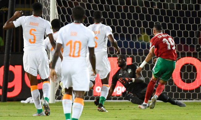 Match Report: Morocco beat Ivory Coast 1-0 to advance to last 16
