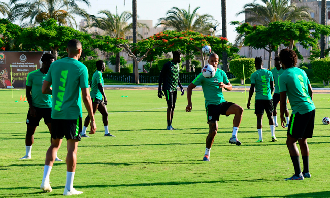 2019 Africa Cup of Nations: Nigeria's preparations for Burundi clash hampered by sickness