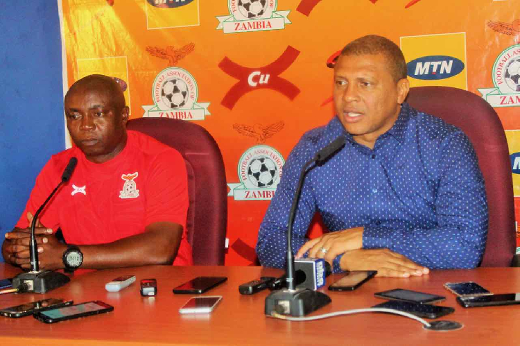 2019 Africa Cup of Nations: Namibia coach Ricardo Mannetti picks final 23-man squad after Ghana warm up win
