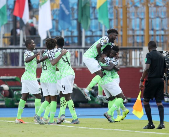 Match Report: Nigeria edge Guinea 1-0 to book Round 16 spot