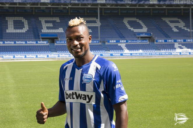 Ghanaian forward Patrick Twumasi on the radar of Danish giants FC Copenhagen