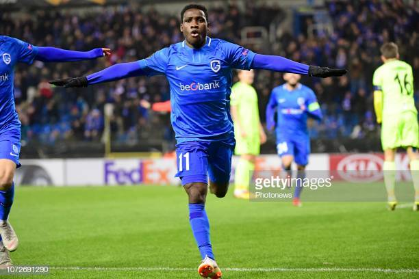 Joseph Paintsil set for UEFA Champions League experience after being named in Genk's squad