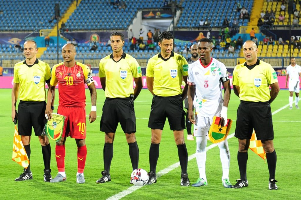 2019 Africa Cup of Nations: Ghana coach blasts 'unfair' Tunisian referee Youssef Essrayi after Benin draw