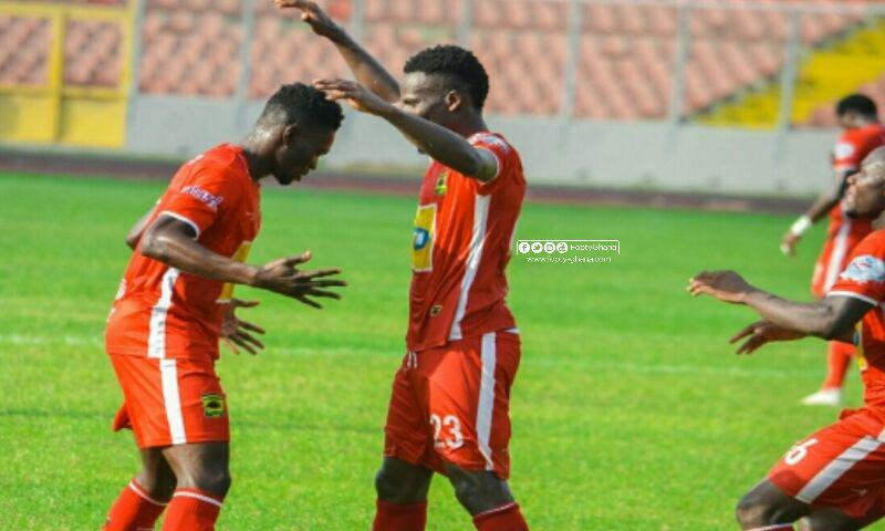 Special Competition: Kotoko coach C.K Akonnor delighted by return of star striker Fatawu Safiu ahead of Hearts clash