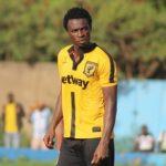 Special Competition: Ashantigold forward Shafiu Mumuni confident of victory against Karela United