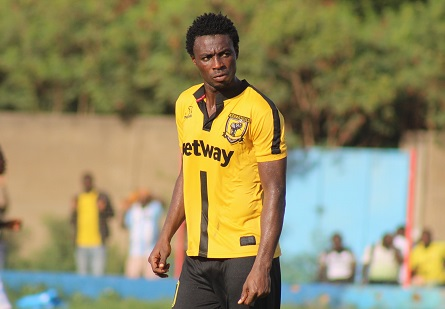 Special Competition: Ashantigold forward Shafiu Mumuni confident of victory against Karela United