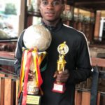 Sterling Sports Africa sign Milo championship MVP Richmond Asamoah