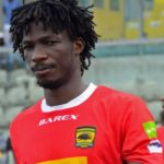 Kotoko sweat over the fitness of star man Songne Yacouba ahead of Hearts cracker