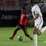 VIDEO: Solomon Asante bags 15th league goal as Phoenix Rising defeat La Galaxy II