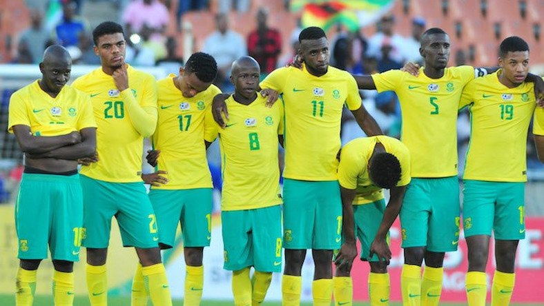 2019 Africa Cup of Nations: Profile- South Africa national football team