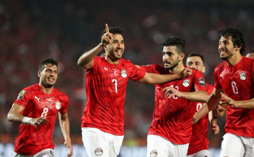 VIDEO: Mohammed Trezeguet's stunner earns Egypt opening day victory