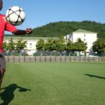FEATURE: African 'Twin Sisters' Addo and Chawinga tackle Chinese Football together