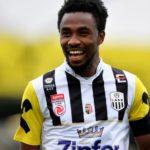 Striker Samuel Tetteh extends loan stay with Austrian side LASK Linz for one more year