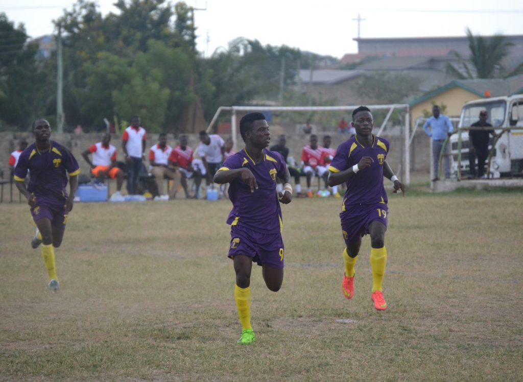 Tier II Special Competition: Hearts 1 (4) -1 (5) Unistar- Phobians suffer shock exit on penalties