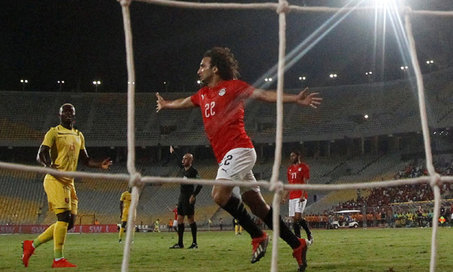 2019 Africa Cup of Nations: Winger Amr Warda thrown out of Egypt squad for disciplinary reasons