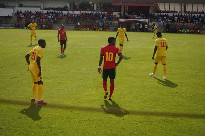 2019 Africa Cup of Nations: Ghana's Group opponents Guinea Bissau lose to Angola in friendly