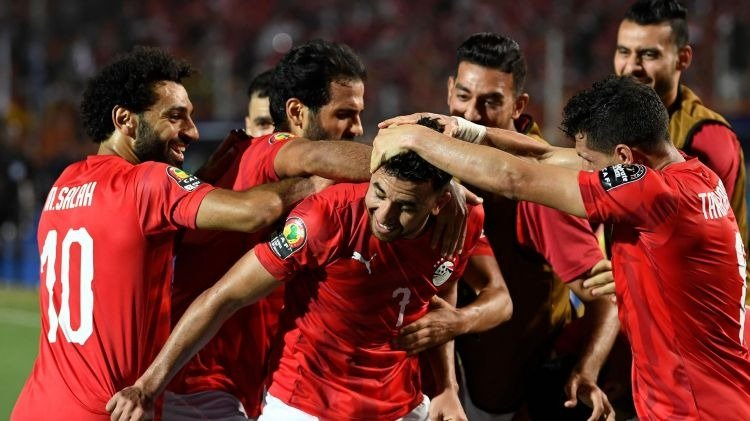 2019 Africa Cup of Nations: Hosts Egypt enjoy winning start against Zimbabwe