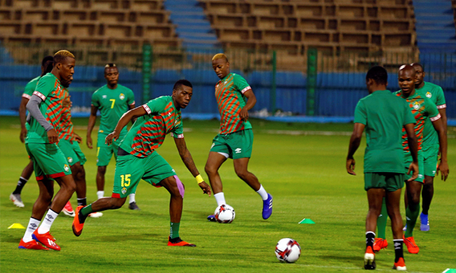 2019 Africa Cup of Nations: Zimbabwe players boycott training over unpaid dues ahead of Egypt clash