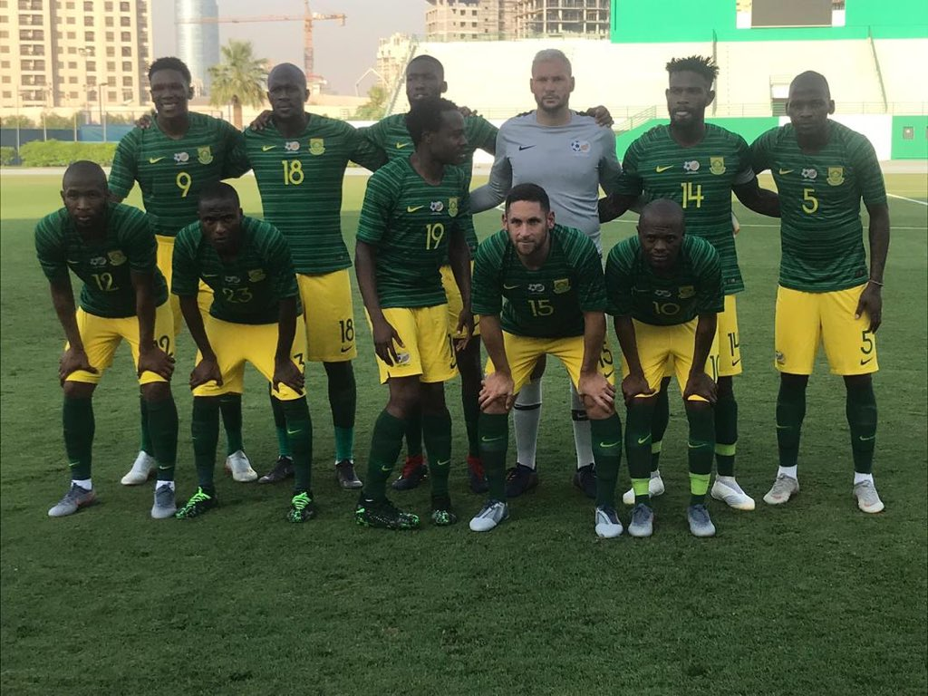 2019 Africa Cup Nations: Angola pull out of South Africa friendly at 11th hour