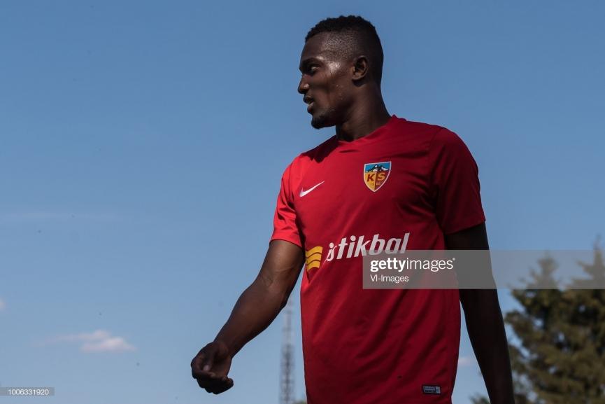 VIDEO: Fenerbahce welcome new signing Bernard Mensah