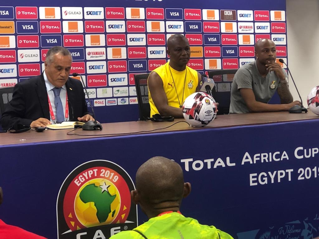 2019 Africa Cup of Nations: Ghana captain Andre Ayew apologizes to Ghanaians  after disappointing exit