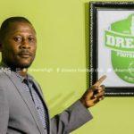 New Dreams FC head coach Winfred Dormon ready for challenge