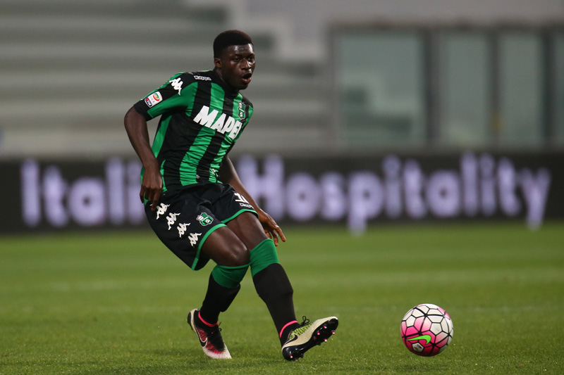 Alfred Duncan suffers injury blow, set to miss Coppa Italia clash against Spezia