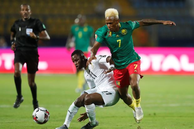 2019 Africa Cup of Nations: Cameroon stay on top of Group F after draw with Ghana