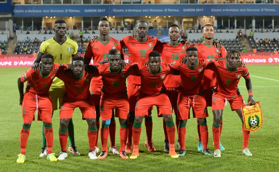 2019 Africa Cup of Nations: Ghana\'s opponents Guinea Bissau target better showcase
