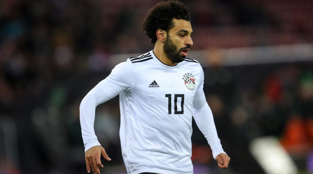 Egypt's Salah fit to face South Africa - team official